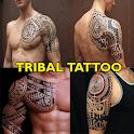 Tribal Tattoo Design icon