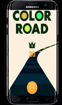 Color Road New 2018