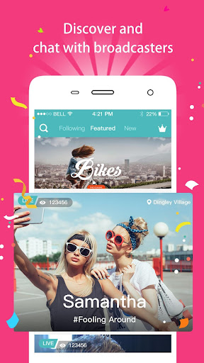 Gogo Live--Broadcast your life app (apk) free download for