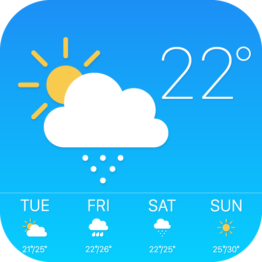 Weather app (apk) free download for Android/PC/Windows