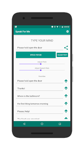 Speak For Me – TTS Ad Free v2.3