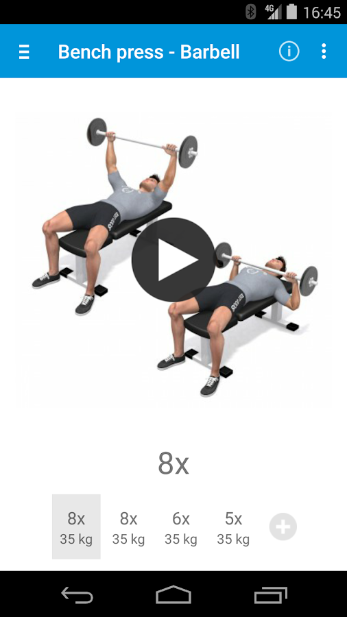 Personal Fit Training- screenshot
