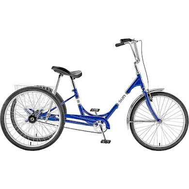 "Sun Bicycles Traditional 24"" Adult Trike"