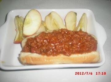 Bobes' Hot Dogs Recipe