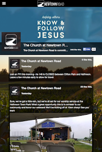The Church at Newtown Road- screenshot thumbnail