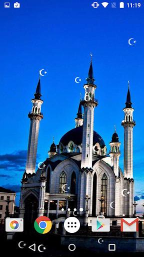 Islamic Mosques Live Wallpaper