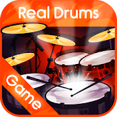 Real Drums Game