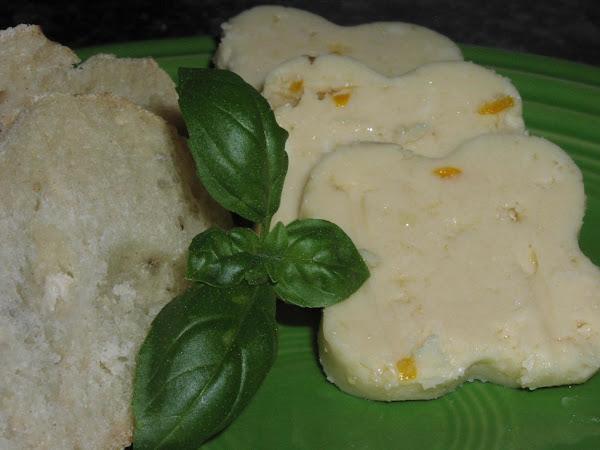 Maple Orange Butter Recipe