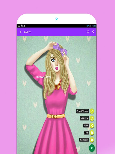 Girly m Themes HD  screenshots 2