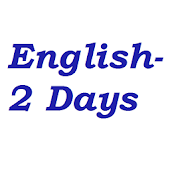 English-2Days Blog