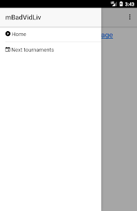 mBadVidLiv – badminton live updates 1