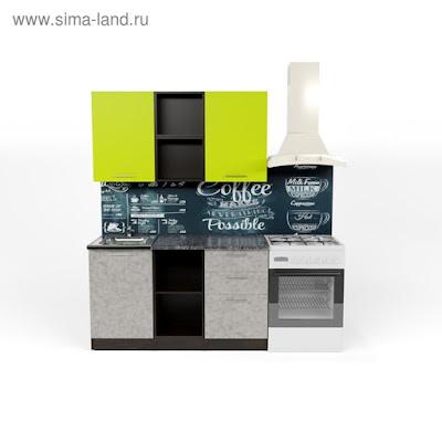 Кухонный гарнитур Анна медиум  4 1400 мм
