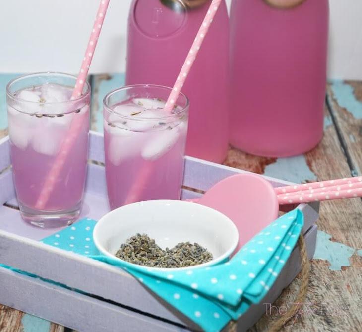 Vanilla Lavender Limeade Recipe