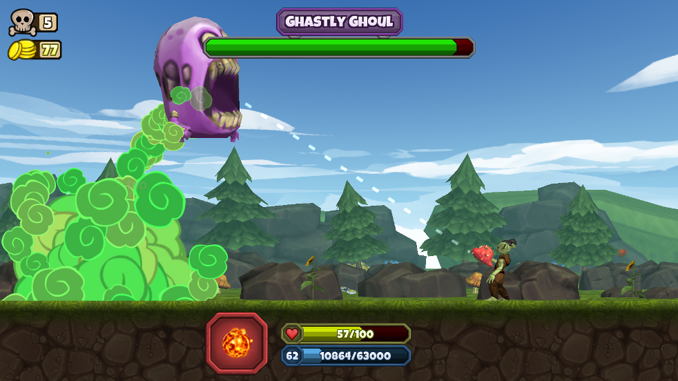 Mighty Dragons- screenshot