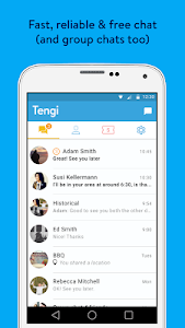 Tengi: the app that gave back screenshot 0