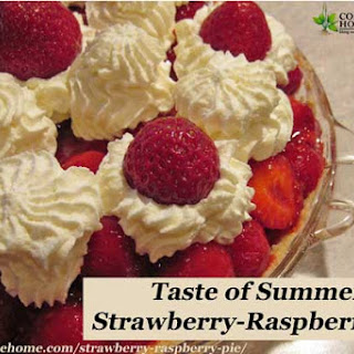 Strawberry Raspberry Pie Recipes