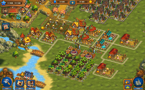 The Tribez & Castlez Screenshot