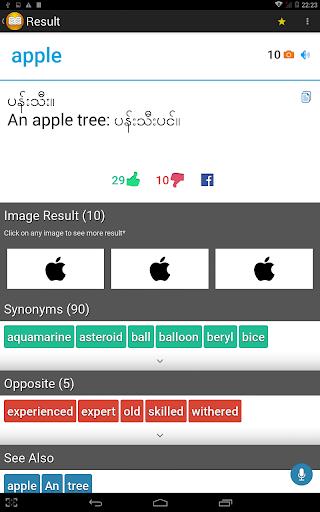 Shwebook Dictionary Pro 5.2.2 screenshots 11