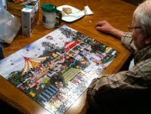 Photo: Bills Park Puzzle