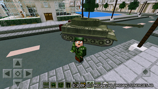 Mod Tank War For Minecraft Apps Bei Google Play - Minecraft panzer spiele