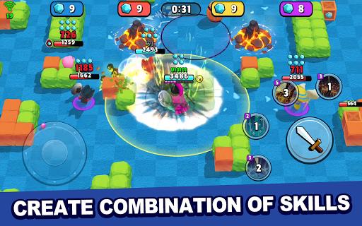 Tiny Heroes - Magic Clash screenshots 10