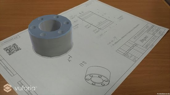 AR in Engineering Graphics - náhled