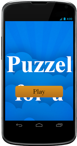 Puzzle for you
