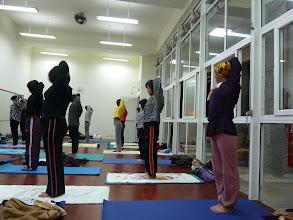 Photo: 20110406健康活力瑜珈002