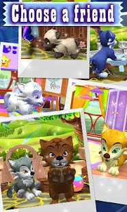 I know secret, Fairytale Kitten : Cute Kitty- screenshot thumbnail