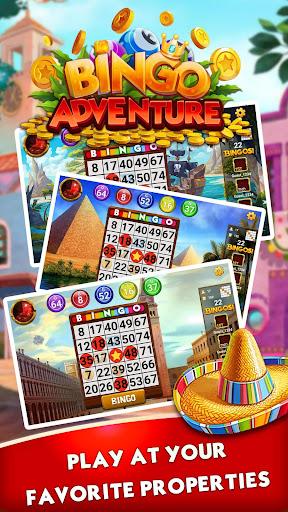 Bingo Smash - Lucky Bingo Travel  screenshots 11