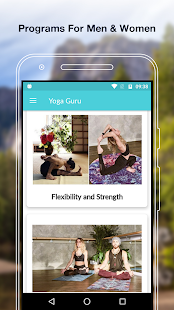 Yoga Guru : Your Yoga & Fitness Trainer At Home Screenshot