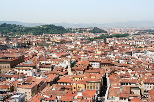 florence-cityscape1.jpg - The classic cityscape of Florence, Italy.