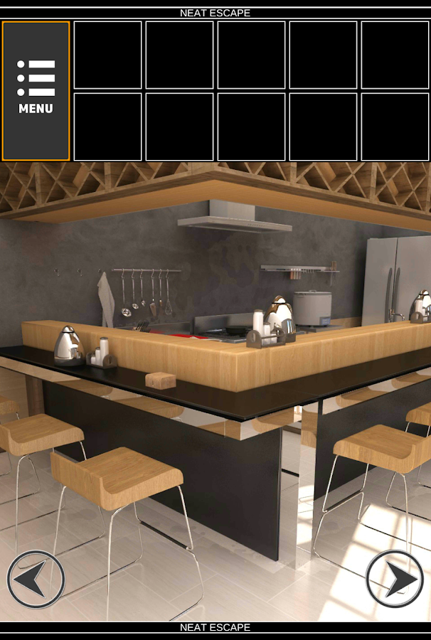 Escape Game: Ramen shop- screenshot