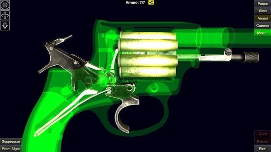 How it Works: Nagant M1895 revolver - náhled