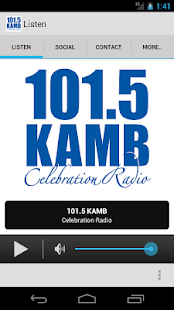 101.5 KAMB- screenshot thumbnail