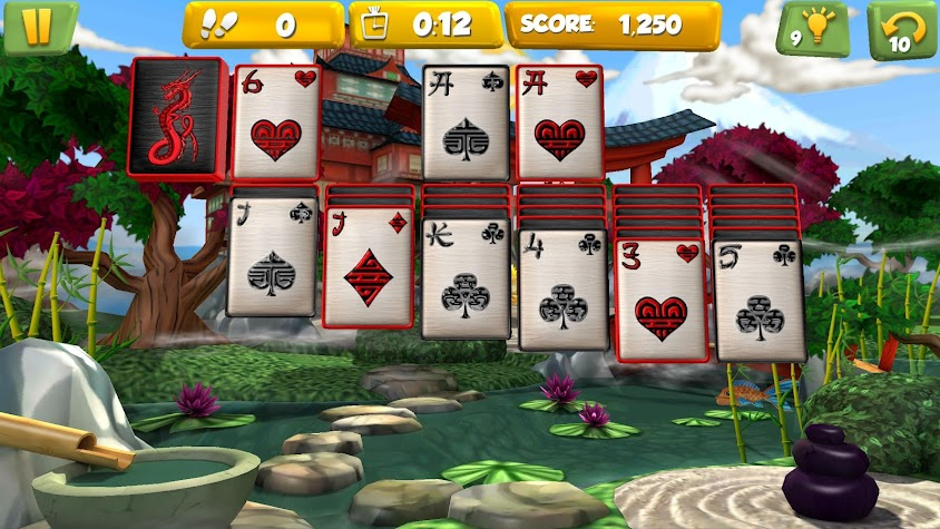 Legacy of Solitaire 3D Screenshot