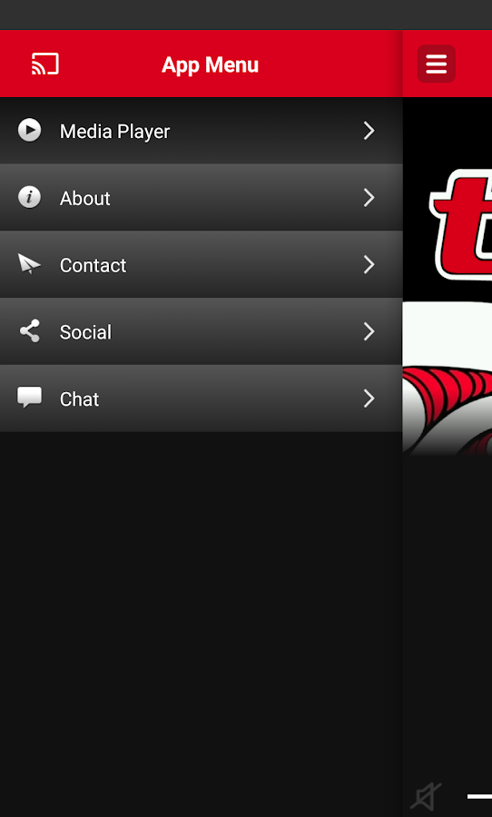 Tahu FM- screenshot