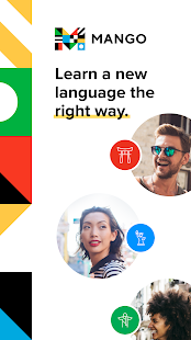 Mango Languages: Personalized Language Learning Screenshot