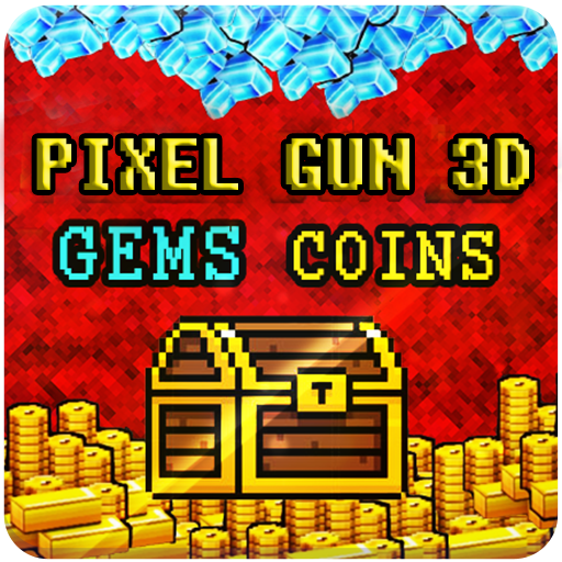 Coins & for Pixel Gun 3D - Joke