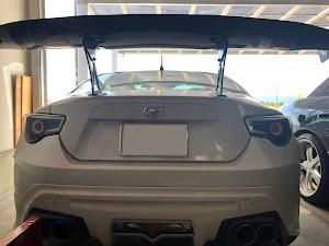 86 ZN6 GTのエアロのカスタム事例画像 GUCCIさんの2018年10月21日12:54の投稿