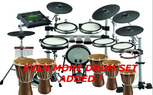 My Drum Collections- screenshot thumbnail