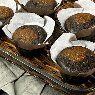 Chocolate Applesauce Muffins Recipe