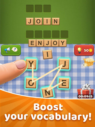 Word Sauce: Free Word Connect Puzzle screenshot 12