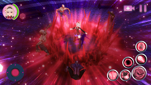 Kawaii Legend: Conquest of Magic RPG Anime Games 1.0.4 screenshots 2