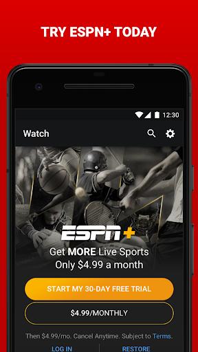 ESPN 6.3.1 screenshots 4