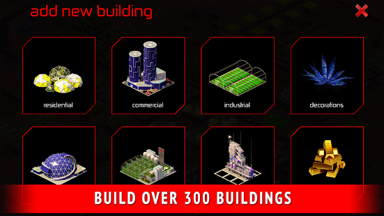 Space City: building game- screenshot thumbnail
