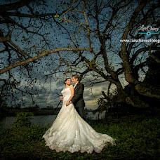 Wedding photographer Luis Chávez (chvez). Photo of 11.03.2017