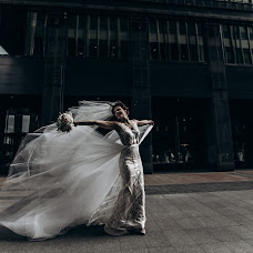 Wedding photographer Slava Pavlov (slavapavlov). Photo of 23.09.2017