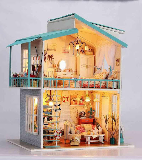 Download Doll House Design Ideas For PC