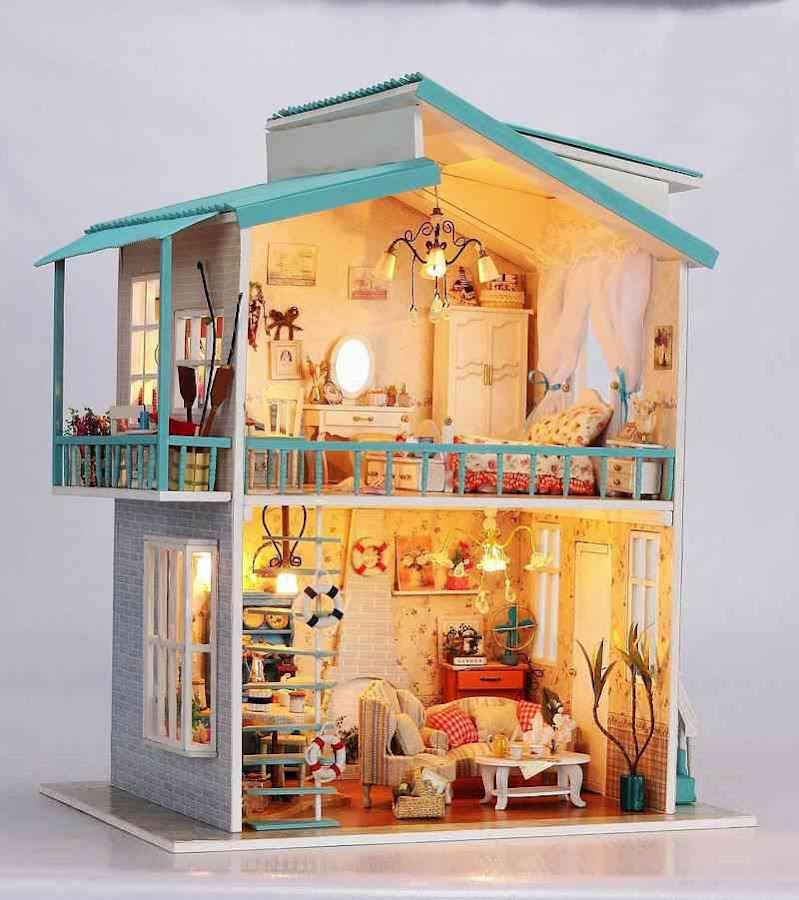 Home Design Ideas Game: Christmas Doll House Decorating Games